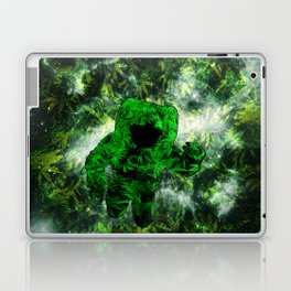 Feeling Strange Laptop & iPad Skin
