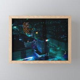 Blade Runner Framed Mini Art Print