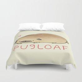 Pugloaf Duvet Cover
