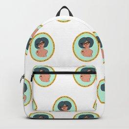 Valentine Pinup 3 Backpack