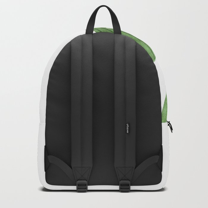 Solo Cactus Green Backpack
