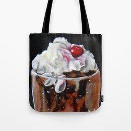 Sunday Chocolate Sundae Tote Bag