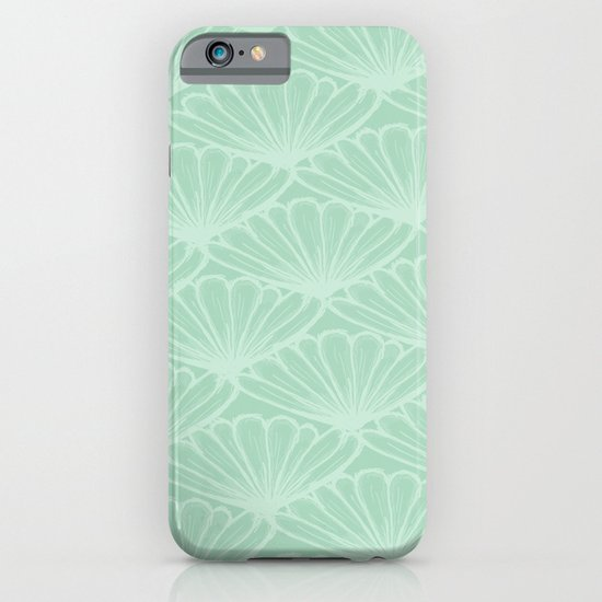 Lady in Mint iPhone & iPod Case