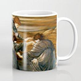 "Edward Burne-Jones ""Perseus and the Graiae"" (I) Coffee Mug"