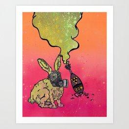 The Cutest Apocalypse Ever!!! Art Print