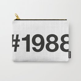 1988 Carry-All Pouch