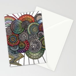 'Weather and Earth' Stationery Cards