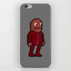 Choco, Survie Jumpsuit iPhone & iPod Skin