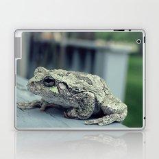 Toad Laptop & iPad Skin