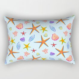Sea Treasure Rectangular Pillow