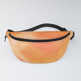 Silent Morning - Modern Abstract Watercolor Fanny Pack