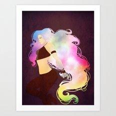 Karolina Dean Art Print