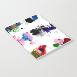 9 abstract rituals (2) Notebook