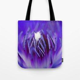 Inside A Flower Tote Bag