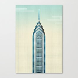 One Liberty Place - Philadelphia Canvas Print