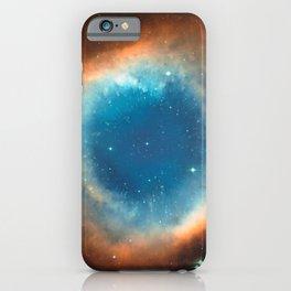 God's Eye Nebula Deep Space Telescopic Photograph No. 2 iPhone Case