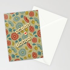 Smile Today Stationery Cards
