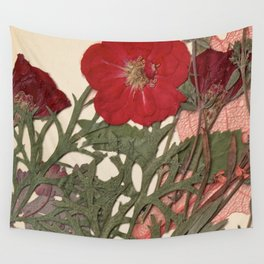 A Reminder: Spring is Coming Wall Tapestry