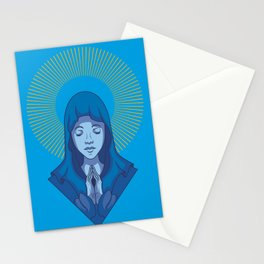 The Blue Maria Stationery Cards
