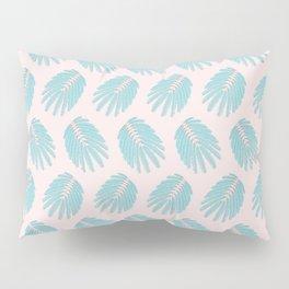 Even Pinnated Leaves Pattern Pillow Sham