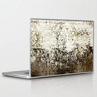 batik Laptop & iPad Skins featuring BATIK by ED design for fun