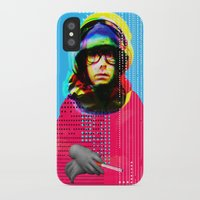 beastie boys iPhone & iPod Cases featuring Gioconda Music Project · Beastie Boys · Adam Yauch by Marko Köppe