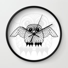 Stealth and surprise Wall Clock