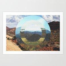 Landscapes Art Print