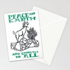 Peace on earth 2014 II Stationery Cards