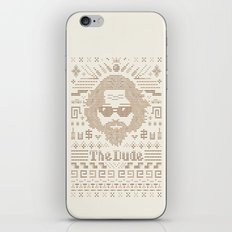 Knitted Dude iPhone & iPod Skin