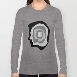 Star Trek Head Silhouettes Long Sleeve T-shirt