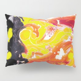 IN A HURRY !                                  by Kay Lipton Pillow Sham