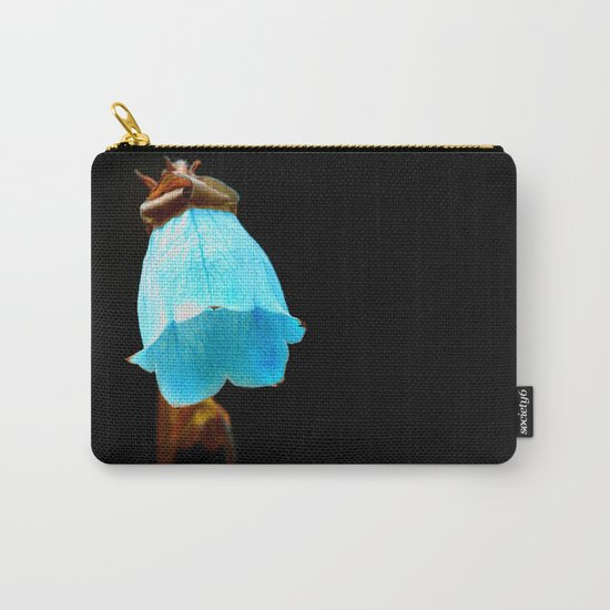 Meadow Bell Carry-All Pouch