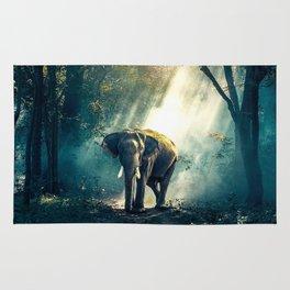 Elephant Rug