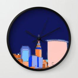 CLE Wall Clock