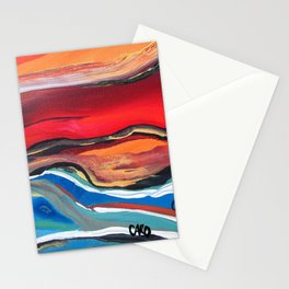 Mer d'ailleurs Stationery Cards
