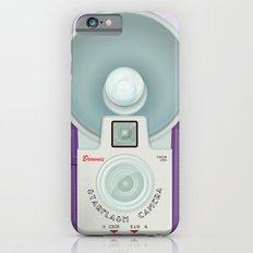 VINTAGE CAMERA PURPLE Slim Case iPhone 6s