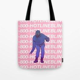 HOTLINE BLING Tote Bag