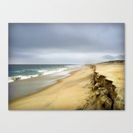 Stormy Evening on Hatteras Island Outer Banks, NC OBX  Canvas Print