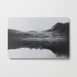 The Fjord II Metal Print