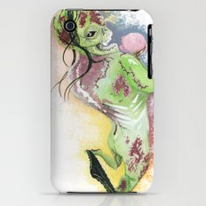Zombie Pin-up iPhone (3g, 3gs) Slim Case