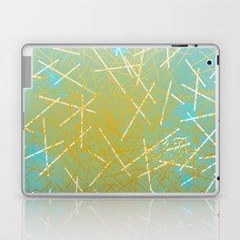 """Precious Metallic"" Laptop & iPad Skin"
