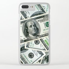 Benjamins Clear iPhone Case
