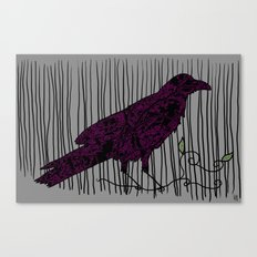 Blood Spirit of the Forest Canvas Print