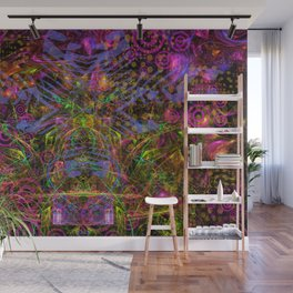 Florid Bedazzlement (abstract) Wall Mural