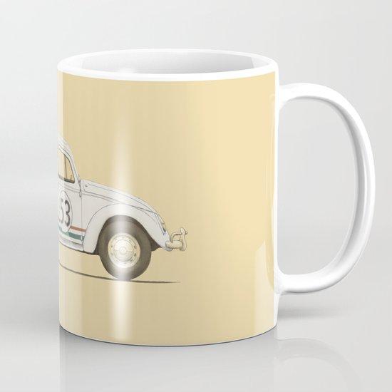 Famous Car #4 - VW Beetle Mug