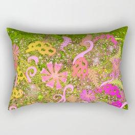 TOXIC PARADISE Rectangular Pillow