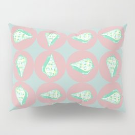 Seashells pattern Pillow Sham