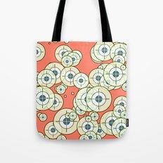 Target sights Tote Bag