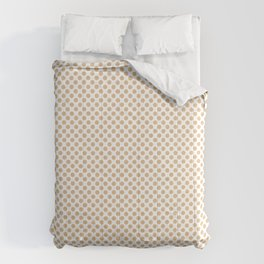 Desert Dust Polka Dots Comforters